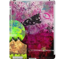 Never More At Home iPad Case/Skin