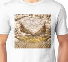Bearded Dragon Close Up Unisex T-Shirt