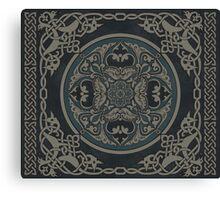 Celtic Mandala Canvas Print