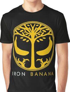Iron Banana - Destiny Parody Graphic T-Shirt