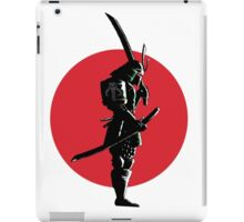 Bounty Hunter Samurai iPad Case/Skin