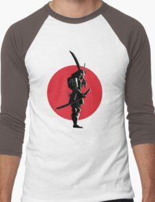 Bounty Hunter Samurai Men's Baseball ¾ T-Shirt