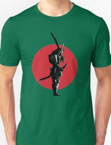 Bounty Hunter Samurai Unisex T-Shirt