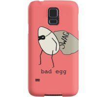 Bad Egg Samsung Galaxy Case/Skin
