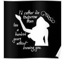 Disney Princesses: Pocahontas *White version* Poster