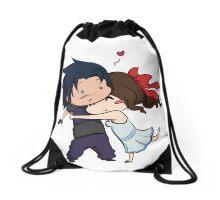 Surprise hugs! Drawstring Bag