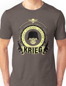 Pledge Eternal Service to Krieg - Limited Edition Unisex T-Shirt