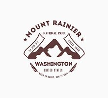 Mount Rainer Washington Unisex T-Shirt