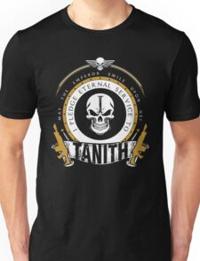 Pledge Eternal Service to Tanith - Limited Edition Unisex T-Shirt