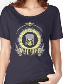 Pledge Eternal Service to Valhalla - Limited Edition Women's Relaxed Fit T-Shirt