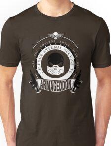Pledge Eternal Service to Armageddon - Limited Edition Unisex T-Shirt