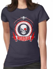 Pledge Eternal Service to Mordian - Limited Edition Womens Fitted T-Shirt