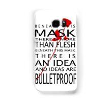 Bullet-Proof Ideas Samsung Galaxy Case/Skin