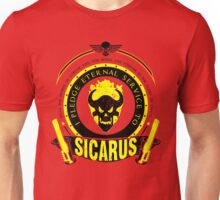 Pledge Eternal Service to Sicarus - Limited Edition Unisex T-Shirt