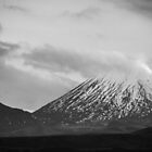 Mount Ruapehu New Zealand by candysfamily