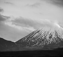 Mount Ruapehu New Zealand by candysfamily