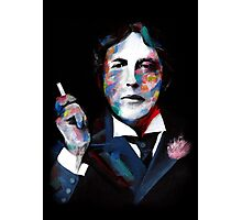 Portrait of OSCAR WILDE Photographic Print
