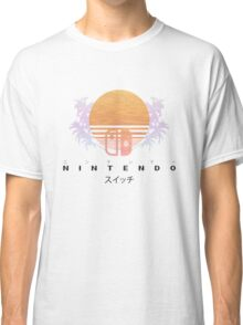Vaporwave Nintendo Switch Classic T-Shirt