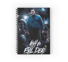 Ash vs Evil Dead Spiral Notebook