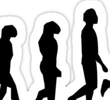Fencing Evolution Sticker