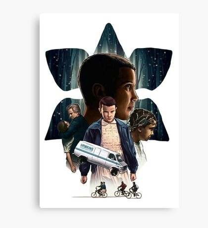 tv series Canvas Print