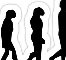 Football Punter Evolution Sticker