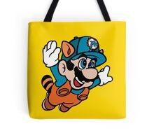 Super NFL Bros. - Dolphins Tote Bag