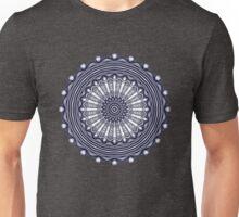 Steel Wheels in Blue-grey Unisex T-Shirt
