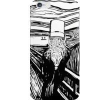 Scream Bucket Challenge iPhone Case/Skin