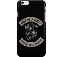 Sons of Anfield - Mossley Hill Chapter iPhone Case/Skin