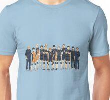 karasuno team Unisex T-Shirt