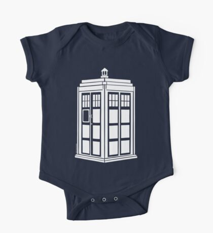 Tardis One Piece - Short Sleeve