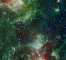Galaxy   Nebula 5 Sticker