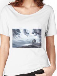 Moon Light New Women's Relaxed Fit T-Shirt