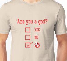 GOD? Unisex T-Shirt
