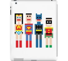 Justice League Squared MKi iPad Case/Skin