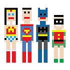 Justice League Squared MKi by designville
