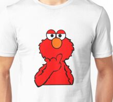 Elmo is Out of Fucks to Give Unisex T-Shirt