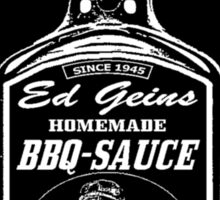 EF GEIN BOTTLE BBQ SAUCE Sticker