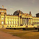 Reichstag by Rob Hawkins
