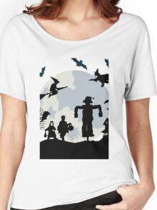 Halloween Women's Relaxed Fit T-Shirt