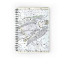 Celestial Virgo (1822) Spiral Notebook