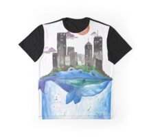 A Tail of Two Cities Graphic T-Shirt