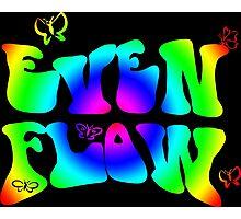 Even Flow .. Photographic Print