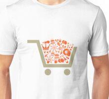 Holiday a cart Unisex T-Shirt