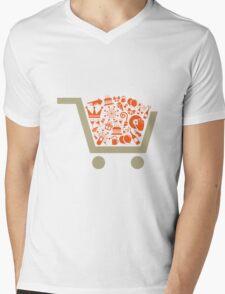 Holiday a cart Mens V-Neck T-Shirt