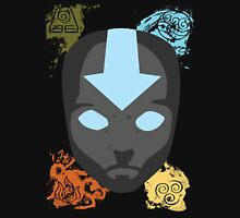 Aang - Avatar State (Elements) T-Shirt
