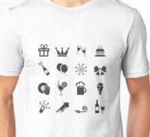 Holiday an icon Unisex T-Shirt