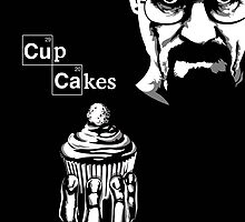 Breaking Bad on Cupcakes by cottoncouture