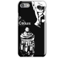 Breaking Bad on Cupcakes iPhone Case/Skin